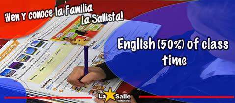 Lasalle Matamoros Ingles