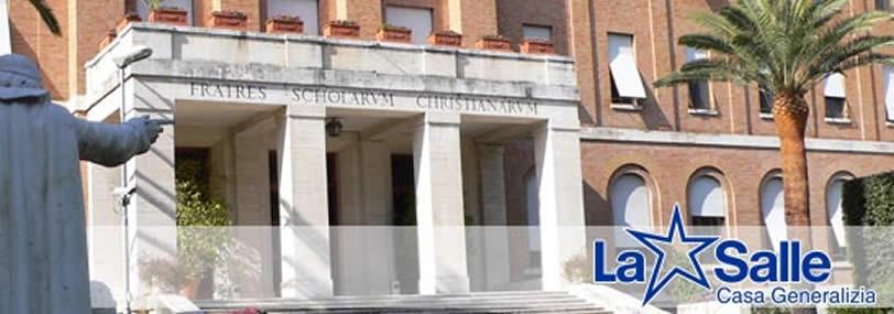 La Casa Generalicia se encuentra en Roma