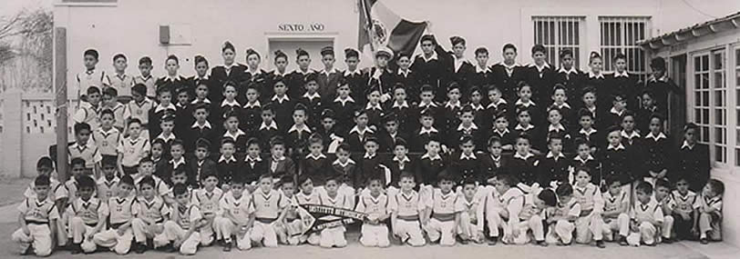 Lasalle Matamoros foto historica