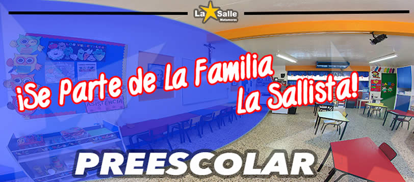 Requisitos Colegio Preescolar Lasalle Matamoros